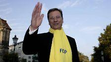 Tod der FDP-Galionsfigur: Guido Westerwelle erliegt seinem Krebsleiden