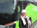 """Reiselust hängt nicht vom Alter ab: """"Golden Agers"""" erobern Fernbusse"""