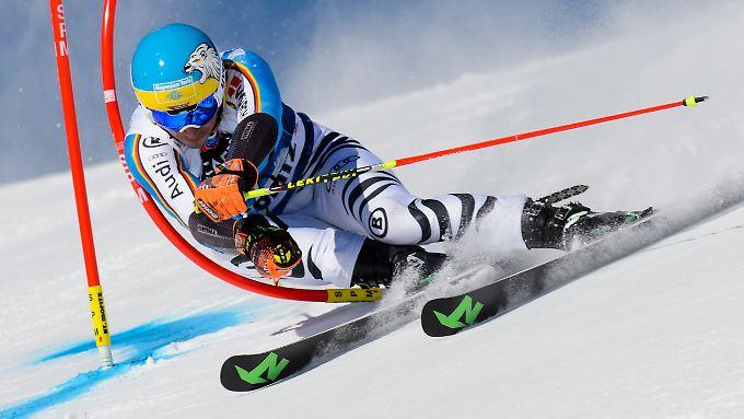 Bin einfach nicht gut Ski gefahren: Felix Neureuther hadert mit seiner Leistung.