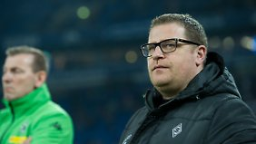 Ist sauer: Gladbachs Manager Max Eberl.