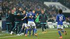 FC Schalke - Borussia M'gladbach 2:1 (0:0)