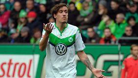 Spielt schwach, feiert hart: Max Kruse kommt derzeit nicht aus den Schlagzeilen - sehr zum Ärger seines Klubs.