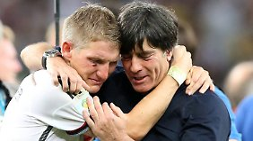 2014 waren Kapitän und Trainer gemeinsam bei der WM erfolgreich. 2016 wollen sie sich den EM-Titel holen.