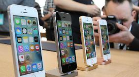 iPhone SE vorgestellt: Apple überrascht mit Kampfpreisen