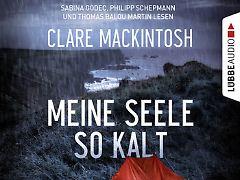 """""""Meine Seele so kalt"""" ist bei Lübbe Audio erschienen."""