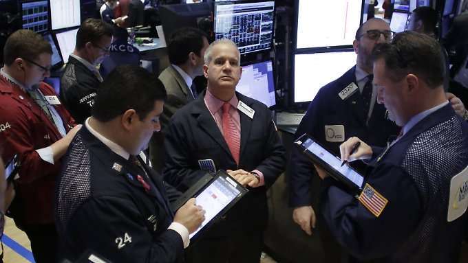 Mehr als 30 Tote im Zentrum Europas: Die Terrornachrichten aus Brüssel erreichen den US-Aktienmarkt.