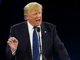 Donald Trump sammelt weiter Stimmen.