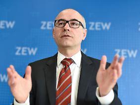 Achim Wambach übernimmt am 1. Spril die Leitung des ZEW.