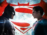 Batman und Superman halten nicht viel von einander. Wieso? Das will sich nicht so recht erschließen.