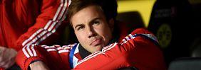 Trotz seiner Reservistenrolle in München ist Mario Götze für die EM gesetzt.