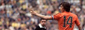 Cruyff, Guardiolas Vater im Geiste: Der König, der den Fußball revolutionierte