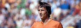 """Reaktionen zum Tod von Johan Cruyff: """"Wir werden dich immer lieben, Johan!"""""""