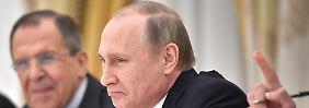 Im Kampf gegen den Terror: Putin will enger mit den USA kooperieren