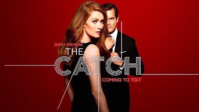 """""""The Catch"""" läuft seit dem 24.3. im US-Fernsehen auf ABC."""