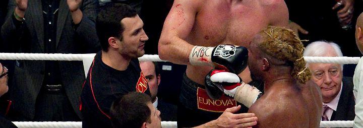 Nach Niederlage gegen Klitschko: Briggs auf der