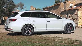 Spanisches Kraftpaket: Seat Leon Cupra 290 soll den Golf R erschrecken