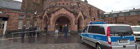 Festnahmen in Deutschland: Verdacht gegen Männer erhärtet sich nicht