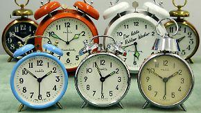 Beschwerden durch verschobene Stunde: Zeitumstellung geht vielen Menschen auf den Zeiger