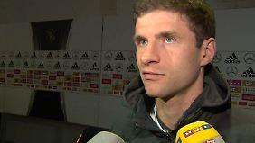 """Stimmen nach der DFB-Niederlage: """"Bei einem Testspiel geht man nicht über die Grenze"""""""