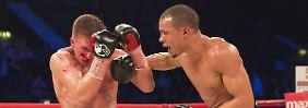 Koma nach technischem K.o.: Boxer Blackwell erleidet Hirnblutung