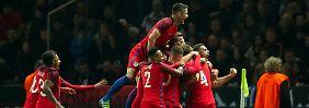 """""""Die besten Momente kommen noch"""": England träumt nach """"Wunder von Berlin"""""""