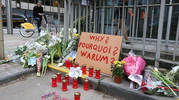Über die Zahl der Opfer nach den Anschlägen von Brüssel herrschte bisher Verwirrung.