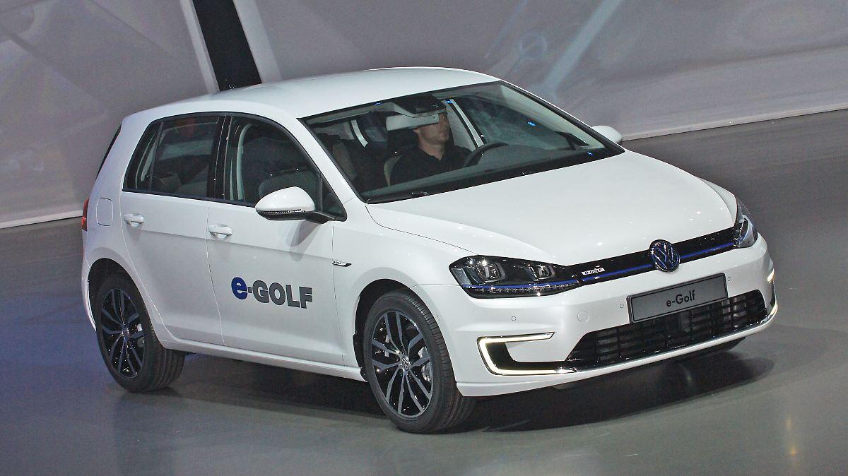 VW ruft e-Golf zurück: Vision von Volkswagen bekommt ...