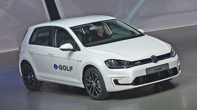 Dem e-Golf droht eine Notfall-Abschaltung und damit auch ein Ausfall des Motors.