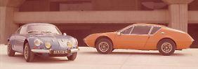 Die Renault Alpine A110 war eine Ikone. Die A310 sollte sie ablösen und Porsche und Alfa den Rang ablaufen.