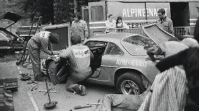 Im Rennsport war Alpine erfolgreich, in der Serie nicht.