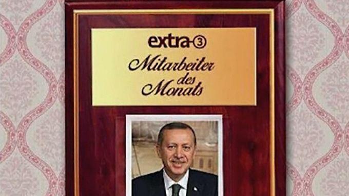 """""""extra 3""""-Redaktion legt nach: Deutscher Botschafter verteidigt Erdogan-Satire mit Pressefreiheit"""
