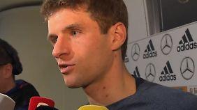 """Stimmen zum 4:1 des DFB-Teams gegen Italien: """"So haben wir vermieden, dass wir kleingeschrieben werden"""""""