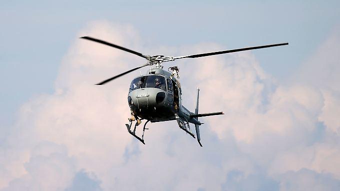 """EZB-Chef Mario Draghi bezeichnete """"Helikoptergeld"""" als """"interessantes Konzept""""."""