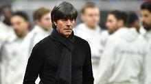 DFB-Trainer Joachim Löw hat seinen EM-kader noch nicht gefunden.