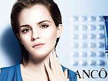 Kampagne für Lancôme von 2013: Emma Watson erntet Kritik für Werbefoto