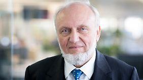 Streitbarer Wissenschaftler im Ruhestand: Ifo-Präsident Hans-Werner Sinn hat seinen letzten Arbeitstag
