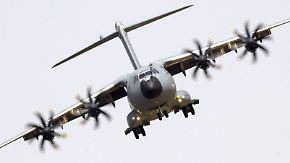 Prestigeprojekt mit Pannen: Airbus kämpft mit Triebwerksproblemen