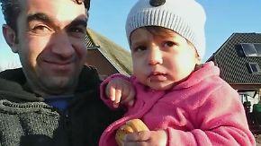 Aus der Wüste ins Watt: Syrische Familie findet neues Zuhause auf Hallig Langeneß