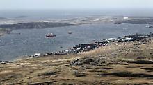 Nicht gerade ein Inselparadies: die Falklands