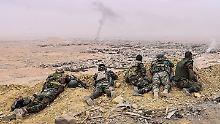 Extremisten auf dem Vormarsch: IS kommt Palmyra wieder näher