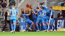 Zoff nach Last-Minute-Remis: Hoffenheim duselt, Köln tobt