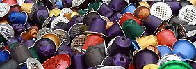 Der Umwelt zuliebe: Mehrheit der Deutschen befürwortet Pfand für Kaffeekapseln