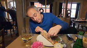 Dreht auf der Suche nach Deutschlands Lieblingsrestaurant jede noch so kalte Pizza um: Christian Rach