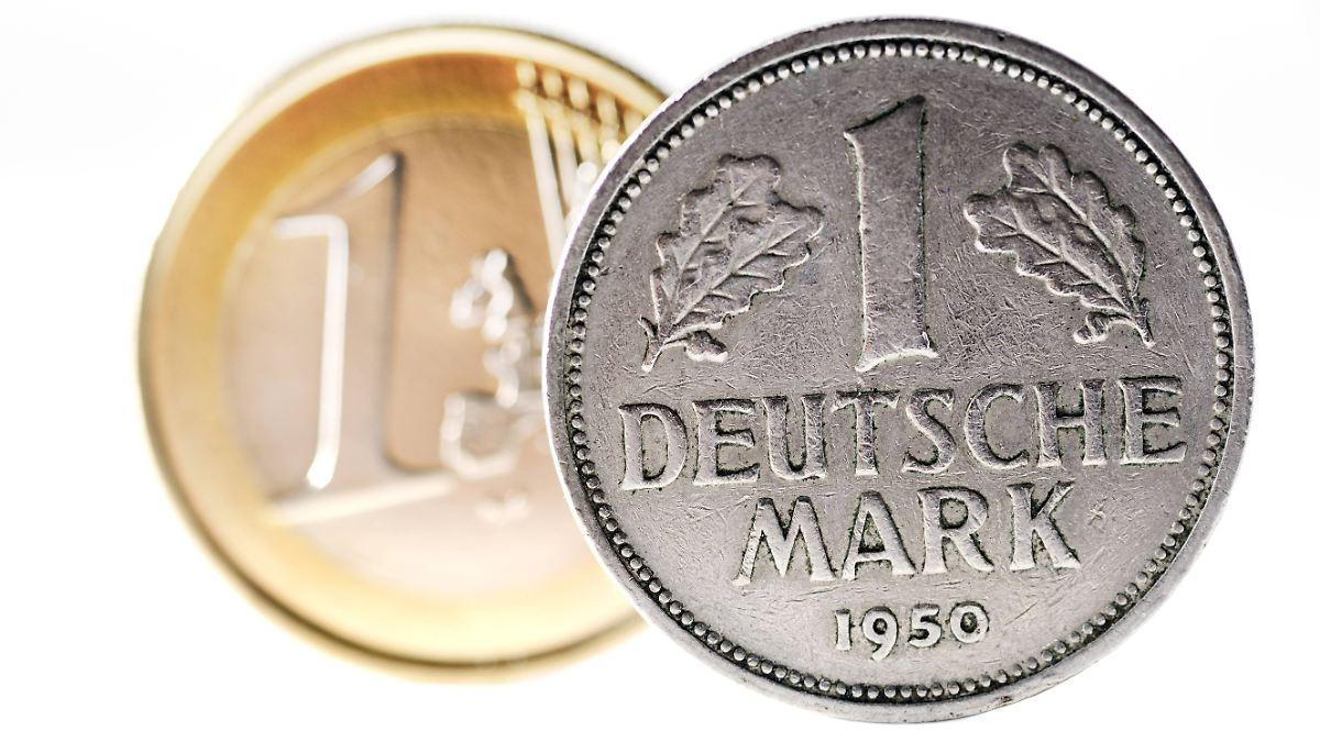 14 Jahre Später Kann Man Die D Mark Noch Umtauschen N Tvde