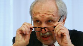 Ewald Nowotny: Keine harten Brüche, sondern weiche Übergänge sind für den 73-Jährigen österreichischen Notenbankchef in der Niedrigzinsphase gefragt.
