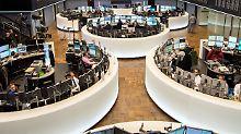 Dax-Vorschau: Börsianer setzen auf US-Bilanzen