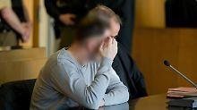 Hochschwangere erdrosselt: Liebhaber gesteht und plädiert auf Totschlag