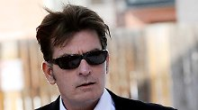 20.000 Dollar für Auftragskiller?: Polizei ermittelt gegen Charlie Sheen