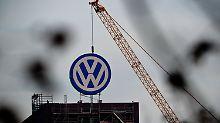 VW ist eine große Baustelle.