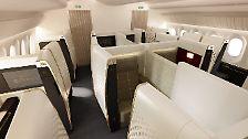 Crystal Cabin Award 2016: Innovationen in der Flugzeugkabine